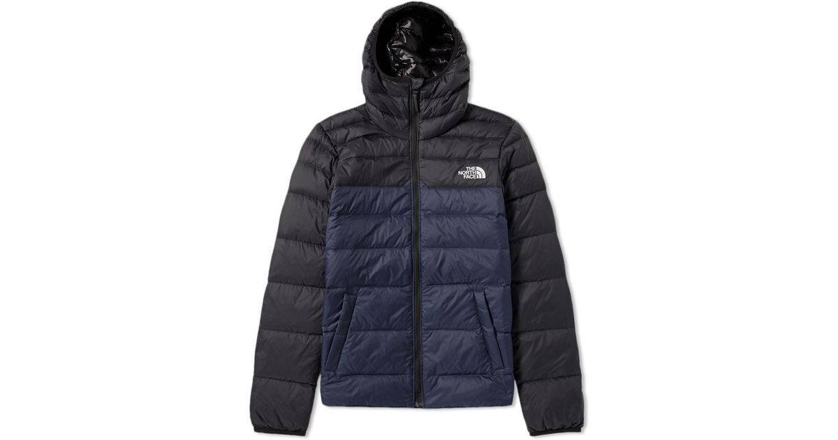 Lyst - The North Face West Peak Down Jacket in Blue for Men c6e37da0e