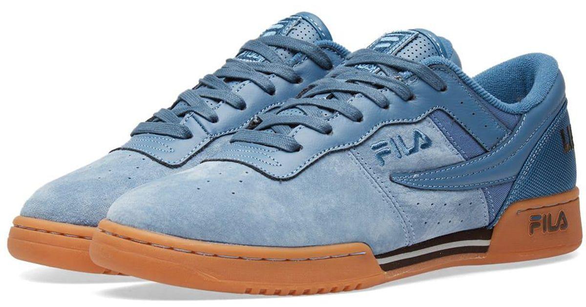 fila original fitness blue