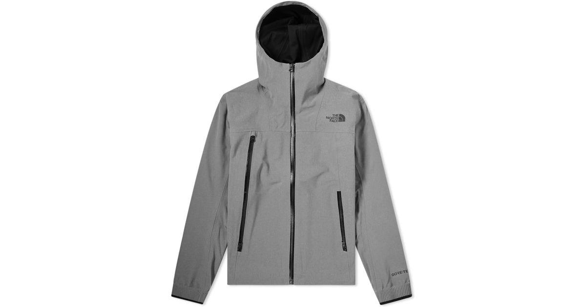 37898ad17 The North Face Gray Apex Flex Gore-tex Jacket for men