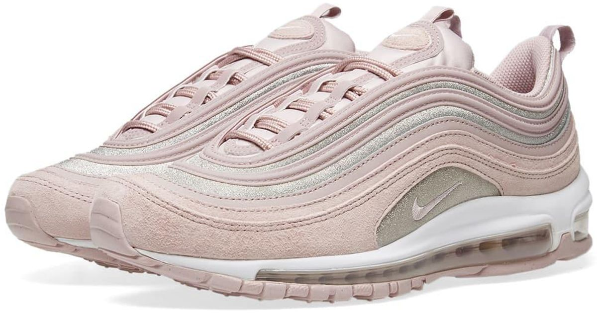 3f0d34745a Nike Air Max 97 W in Pink - Lyst