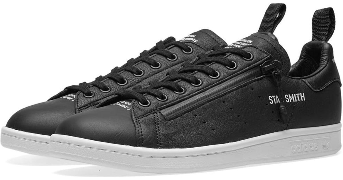free shipping d5779 2202f Adidas Black Stan Smith Mita Shoes - Size 8 for men