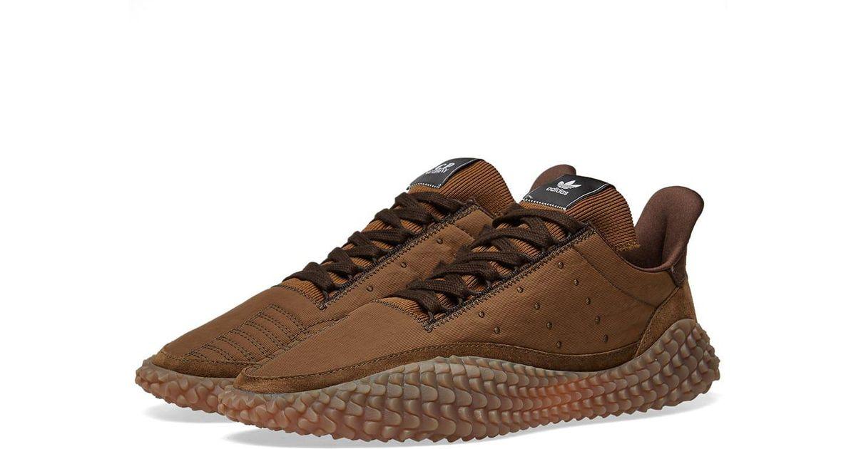 half off 07ad7 92776 Adidas Originals Brown Adidas X C.p. Company Kamanda 'made In Italy' for men