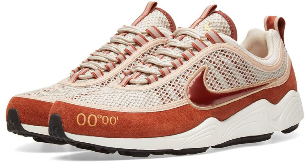 discount sale best prices autumn shoes Nike White Air Zoom Spiridon Uk Gmt for men