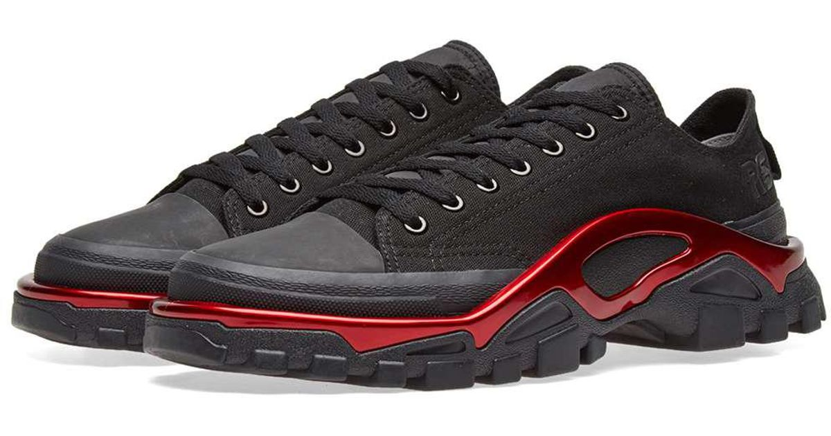 5d0b674ac4a1 Lyst - adidas By Raf Simons Detroit Runner in Black for Men