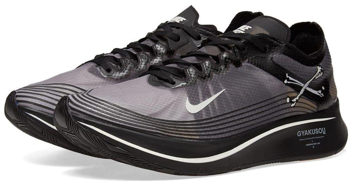 cdae06a4362f ... Lyst - Nike Nike Zoom Fly Gyakusou in Black for Men  Gyakusou x ...