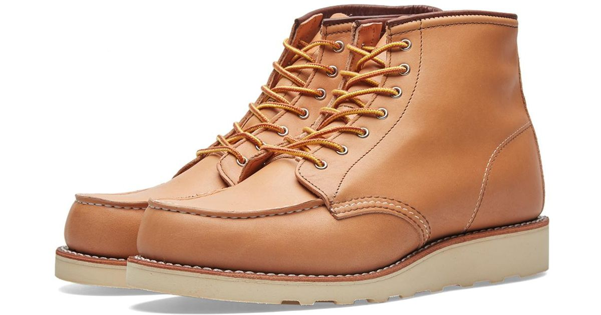 2f49fed3588 Red Wing Brown Women's 3374 Heritage 6
