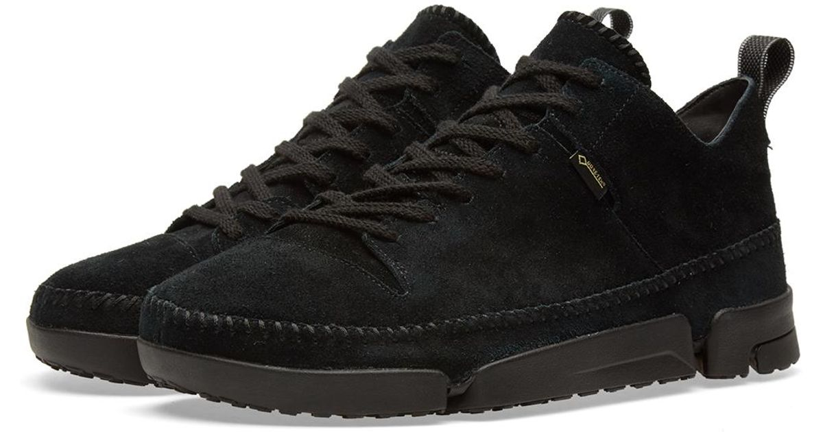 new lifestyle rich and magnificent great variety styles Clarks Black Trigenic Dry Gore-tex for men