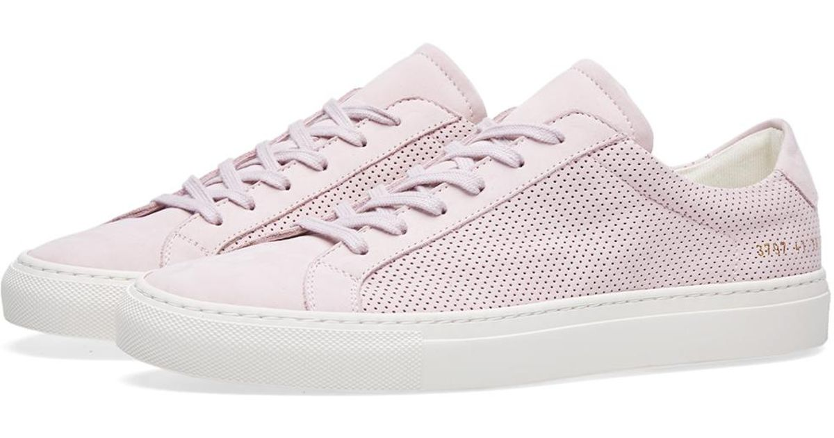 common projects achilles low summer edition