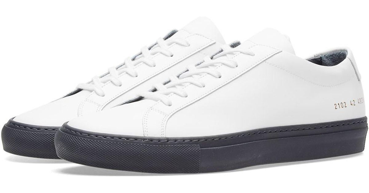 common projects black sole