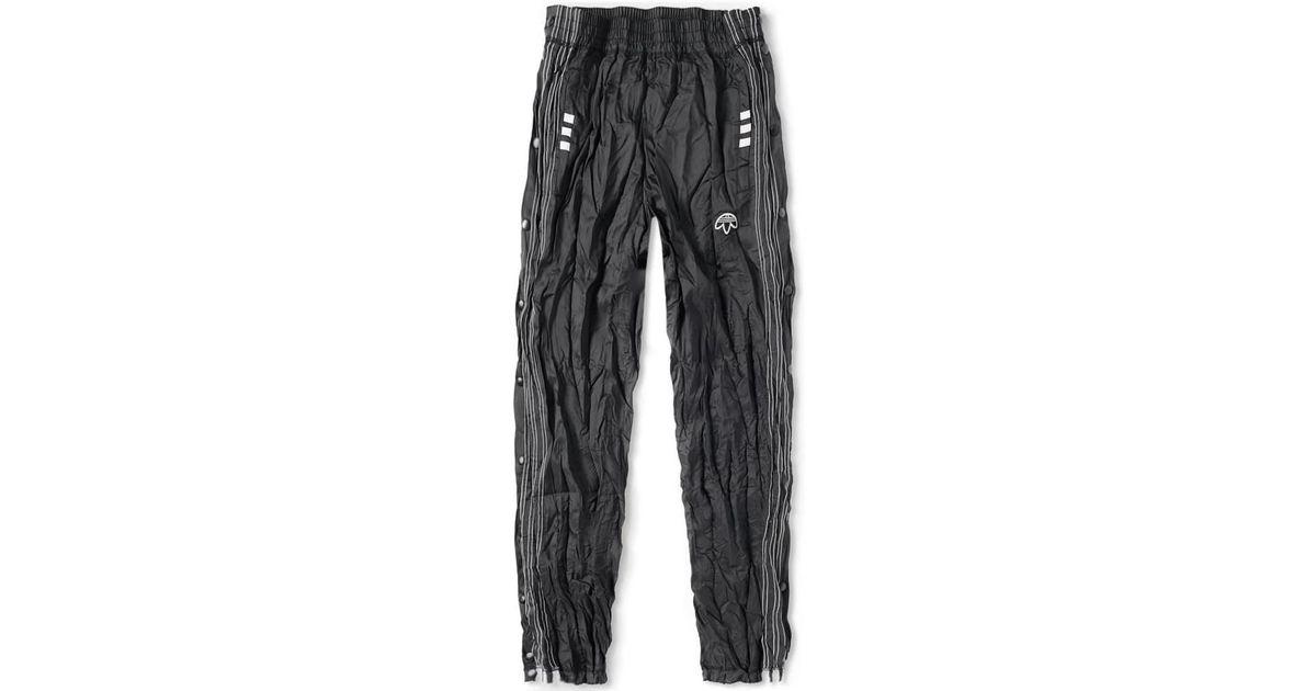 Alexander Wang x Adidas: Adibreak Pants [Black]