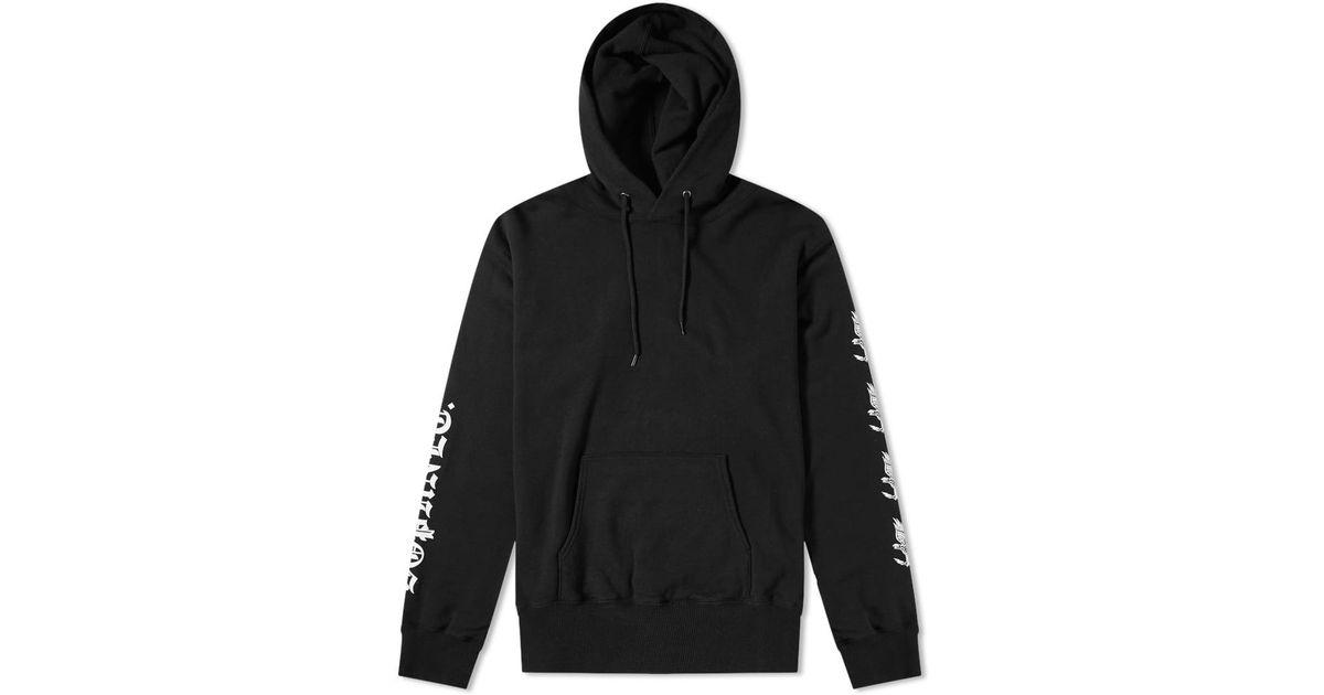 256829fd32 Lyst - Sophnet Eagle Star Pullover Hoody in Black for Men