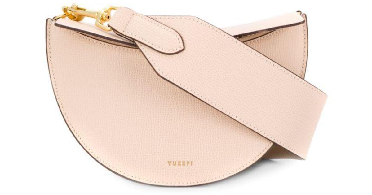 Yuzefi Leather Doris Bag Lyst