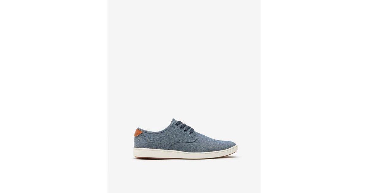 7ebdbdcb00a Express - Blue Steve Madden Fenta Sneakers for Men - Lyst