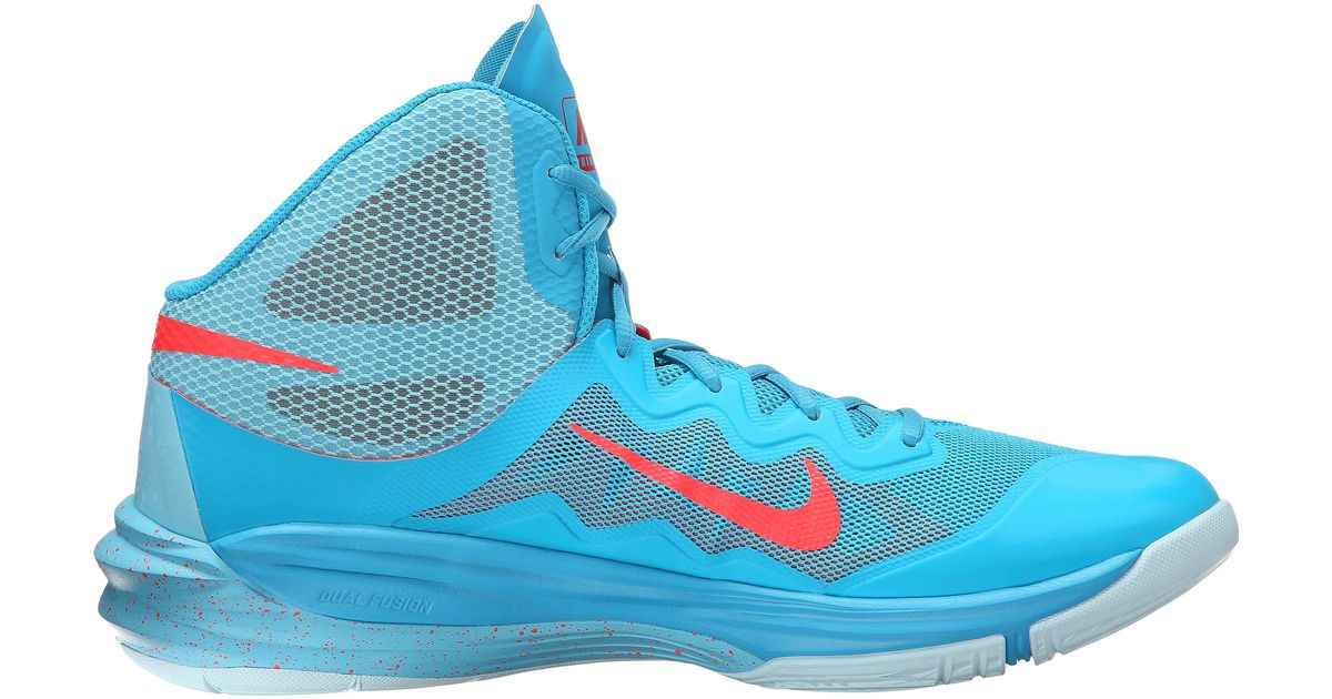 new style 16887 eb8fc Nike Blue Prime Hype Df Ii for men
