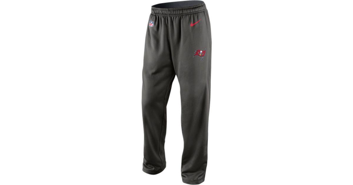 e6e2cea6 Nike Gray Men's Tampa Bay Buccaneers Ko Fleece Pants for men