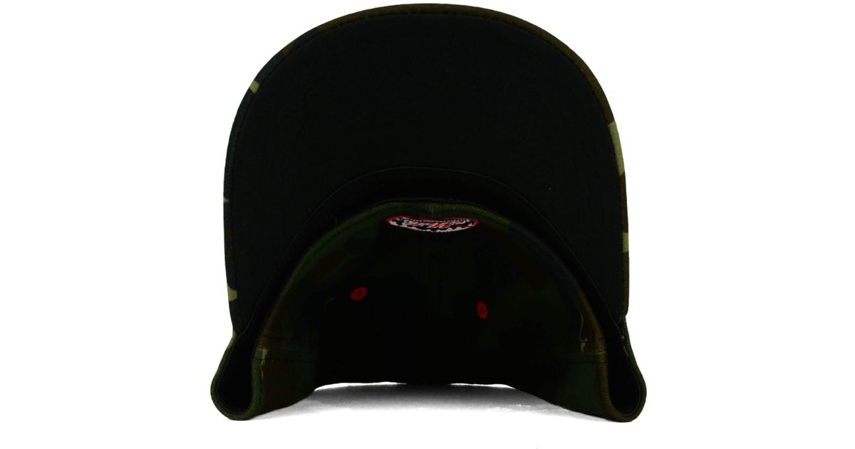 online retailer d688b a317f ... new zealand lyst ktz new york mets camo classic 39thirty cap in green  for men a0603