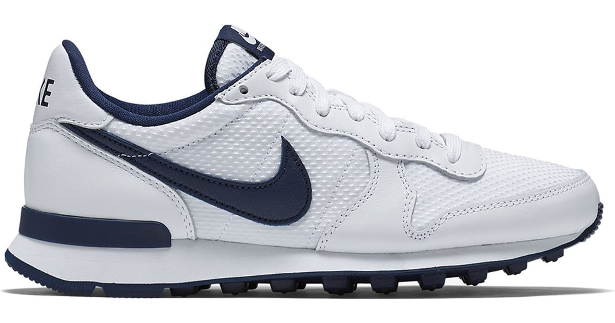 reputable site 1afaf 26353 ... promo code for lyst nike internationalist french open qs low top  sneakers in blue f91c7 1fe4c