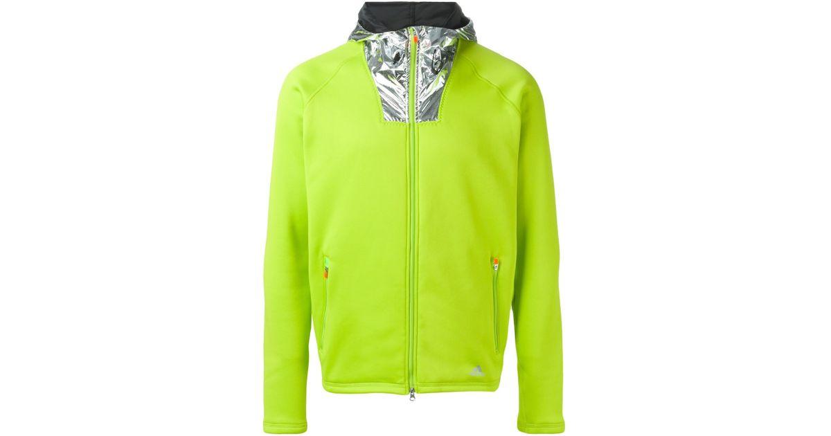 Adidas Originals' adidas por kolor 'sudadera en verde para hombres Lyst