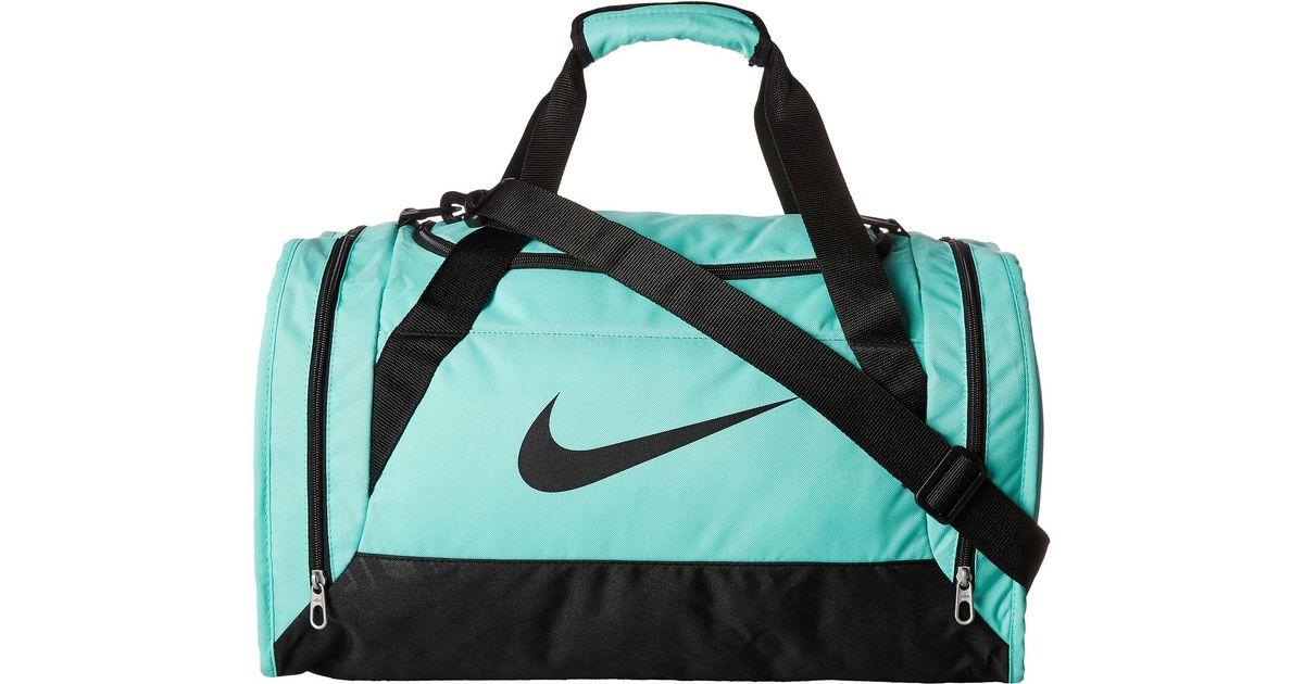 Nike Blue Brasilia 6 Duffel Small