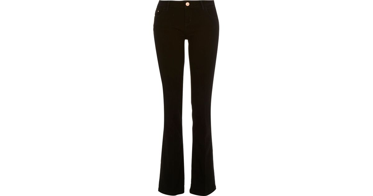 River Island Mens Bootcut Jeans