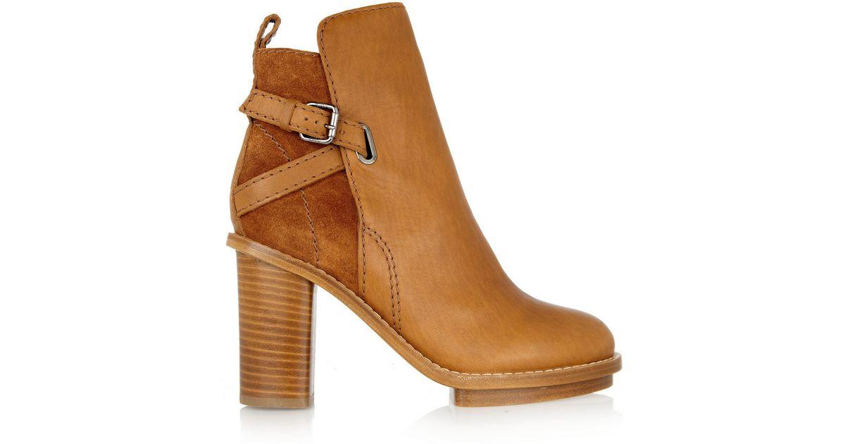 Stiefel Damen UGG Cypress Schwarz Leather