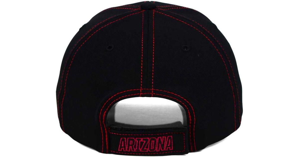 177a69419 Lyst - 47 Brand Arizona Cardinals Battalion Mvp Cap in Black for Men