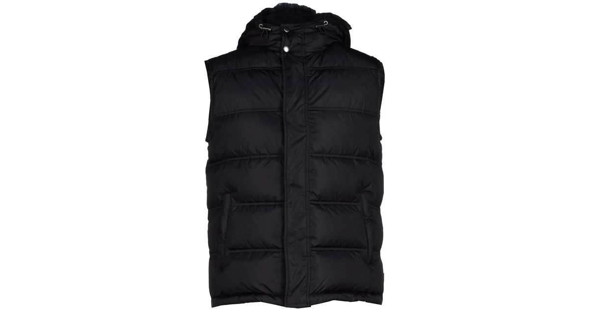 e70778648 Gucci Down Jacket in Black for Men - Lyst