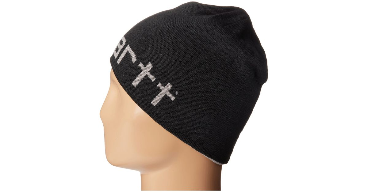 38d1ea271b745 Lyst - Carhartt Greenfield Reversible Hat in Black for Men