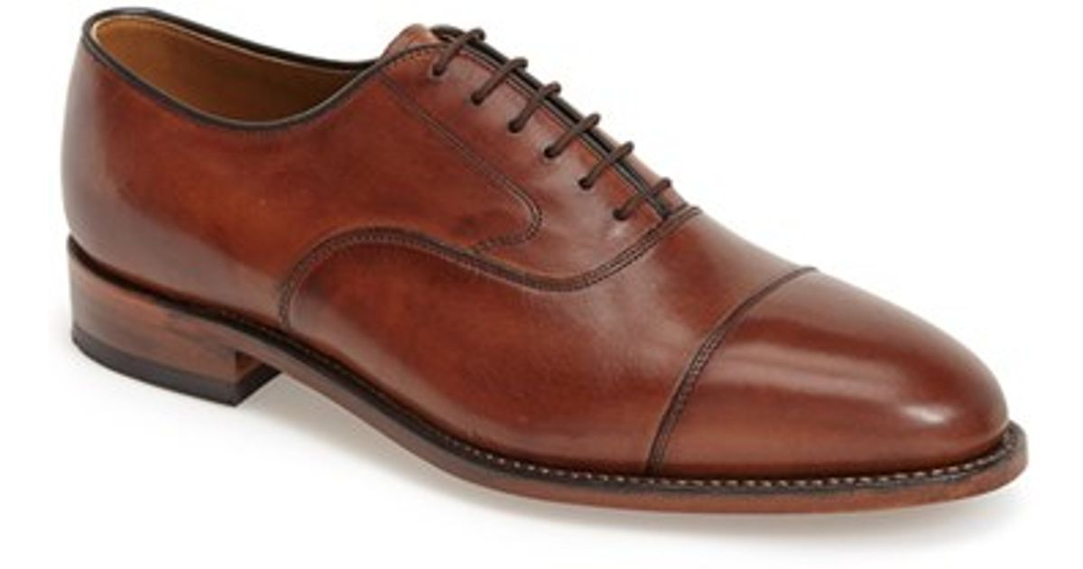 Johnston And Murphy Oxford Mens Shoe