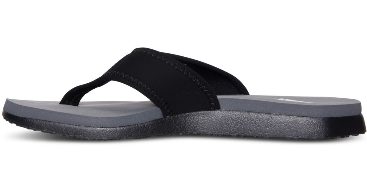 Nike Mens Celso Plus Thong Sandals From Finish Line In -3577