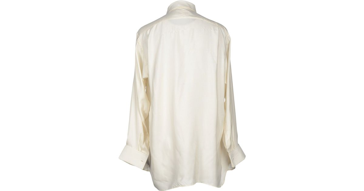 emma willis shirts ~ emma willis shirt in white for men  lyst