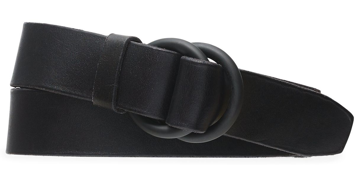 Ralph Lauren O Ring Belt