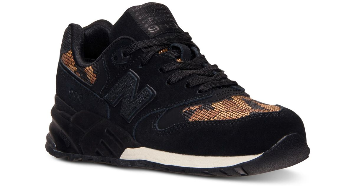 huge selection of bafe0 1807f ... discount code for lyst new balance womens 999 plastic weave casual  sneakers from finish line in