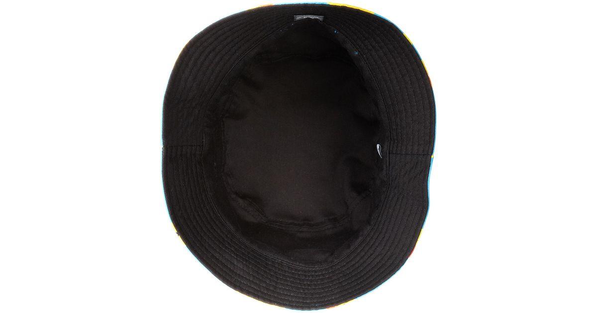 d853f1c65f7 Lyst - Neff Ducky Reversible Bucket Hat in Blue