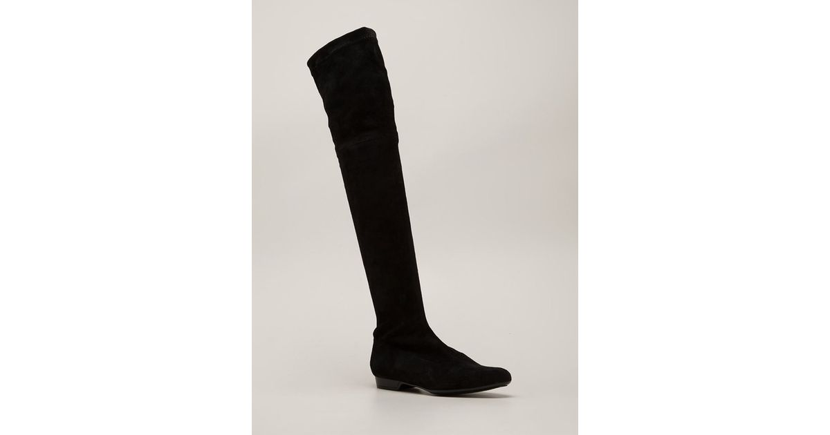 e807485ea7a Lyst - Robert Clergerie  fissah  Boots in Black