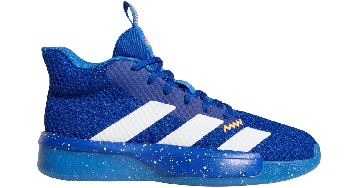 Basketball Shoes in Blue