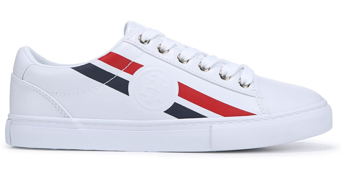 Tommy Hilfiger Leather Lindee Sneakers
