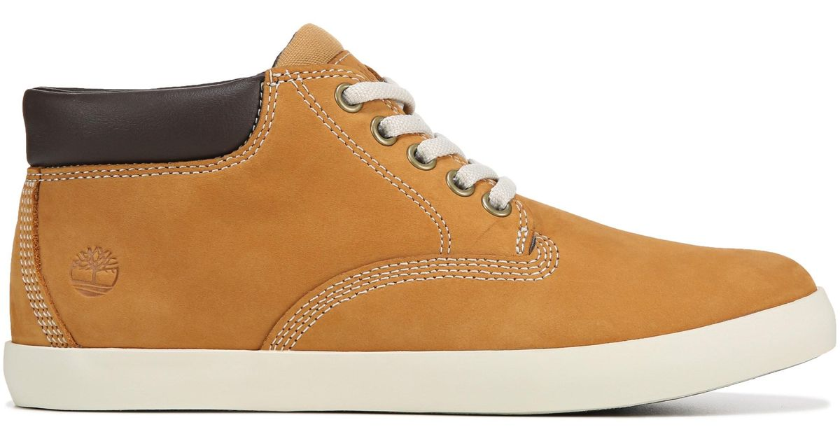 Dausette Chukka Lace Up Sneaker Boots