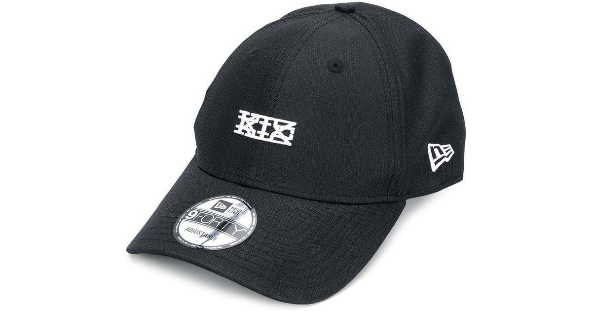 Lyst - Gorra de béisbol clásica con logo KTZ de color Negro e97445a9754