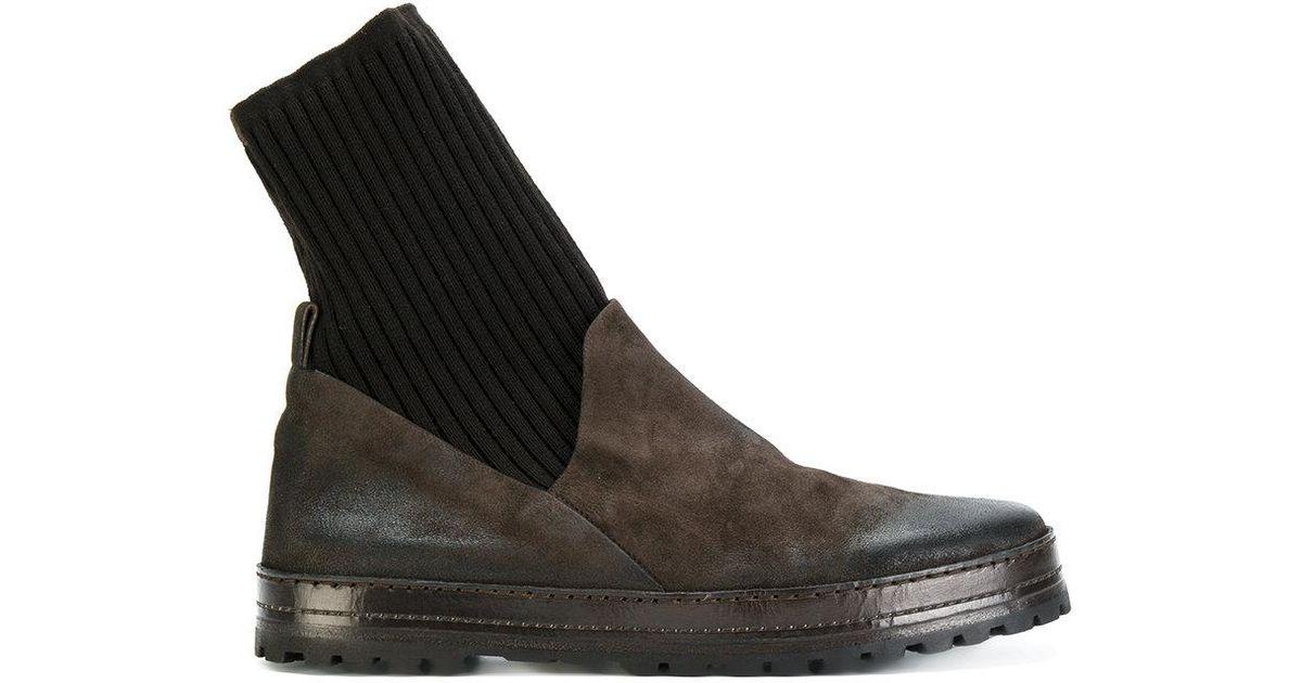 MARSèLLChelsea sock boots rZGZdj73