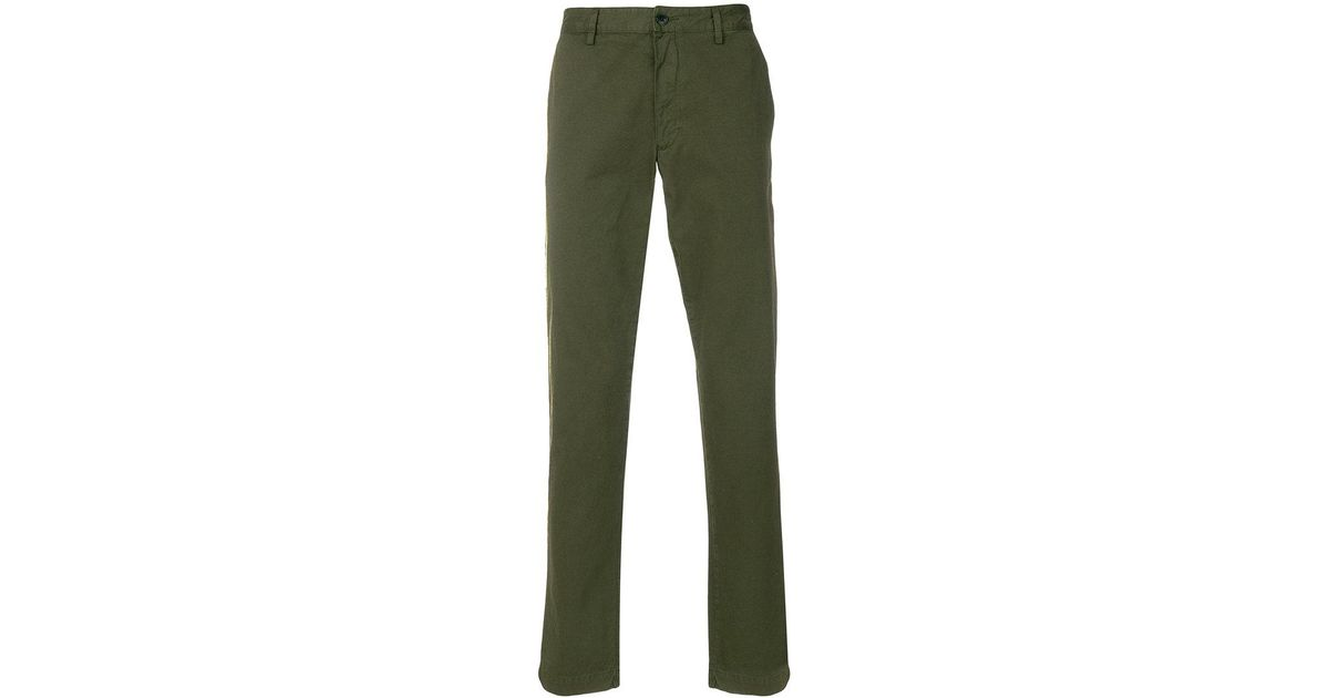 straight leg chinos - Green Zadig & Voltaire Discount Visa Payment Free Shipping Choice Browse Online 6OTgP0Y