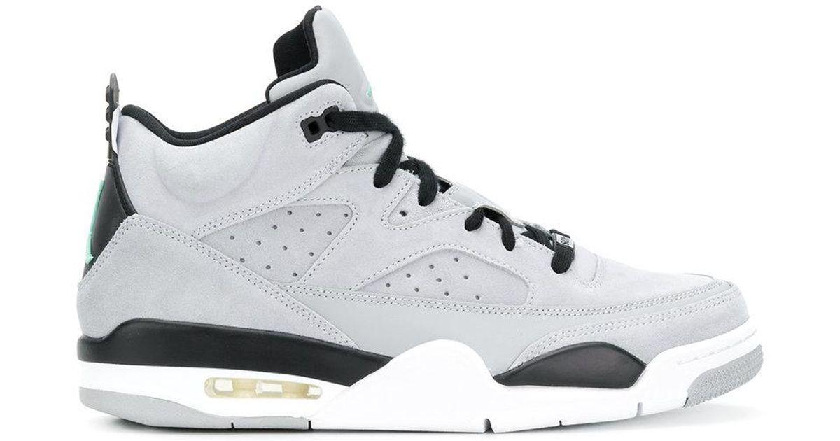 1a34ddfbf1c0 Nike Jordan Son Of Mars Sneakers in Gray for Men - Lyst