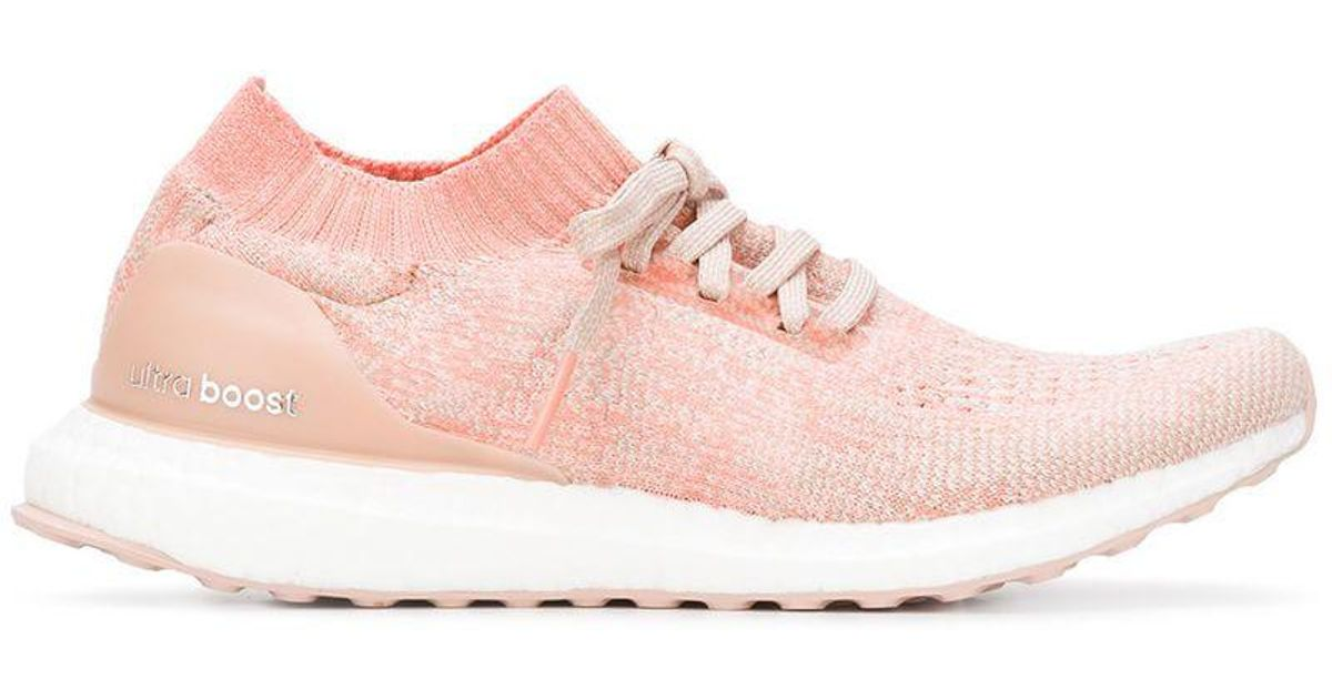 014a7682ff3 Lyst - adidas Ultraboost Uncaged Sneakers in Pink