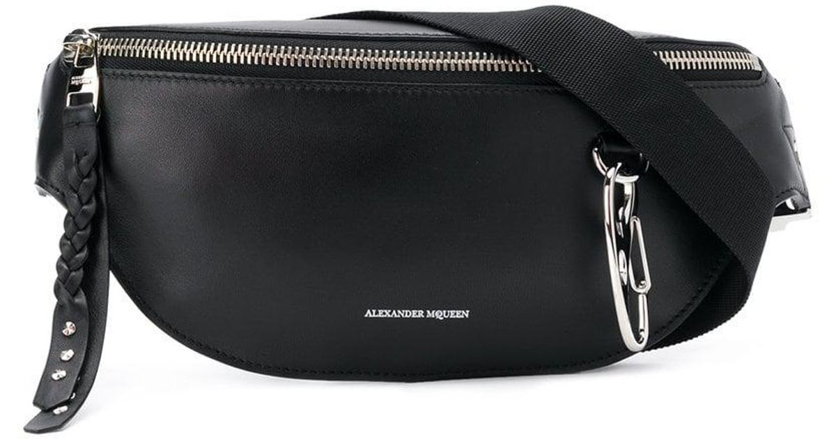 f1b09be2 Alexander McQueen Briefcases On Sale in Black for Men - Lyst