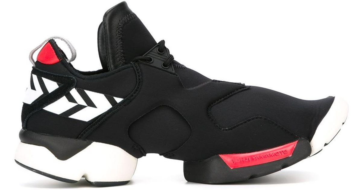 20e19152e Lyst - Y-3  kohna  Sneakers in Black for Men
