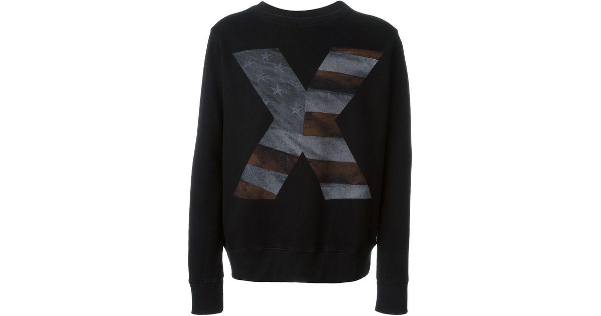 12192ba52ed520 424 Fairfax  x  Sweatshirt in Black for Men - Lyst