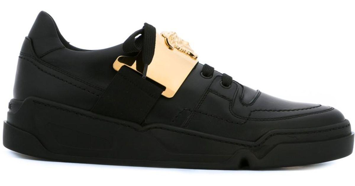 versace sneakers medusa