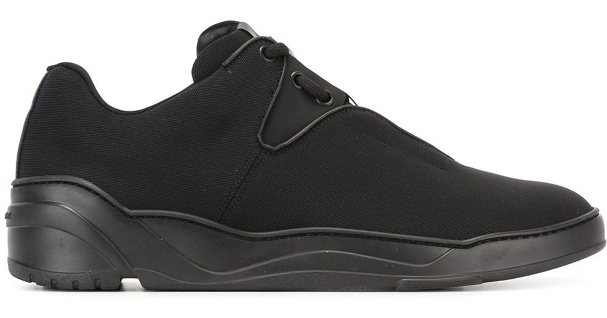 Dior Homme Cotton 'B17' Sneakers in