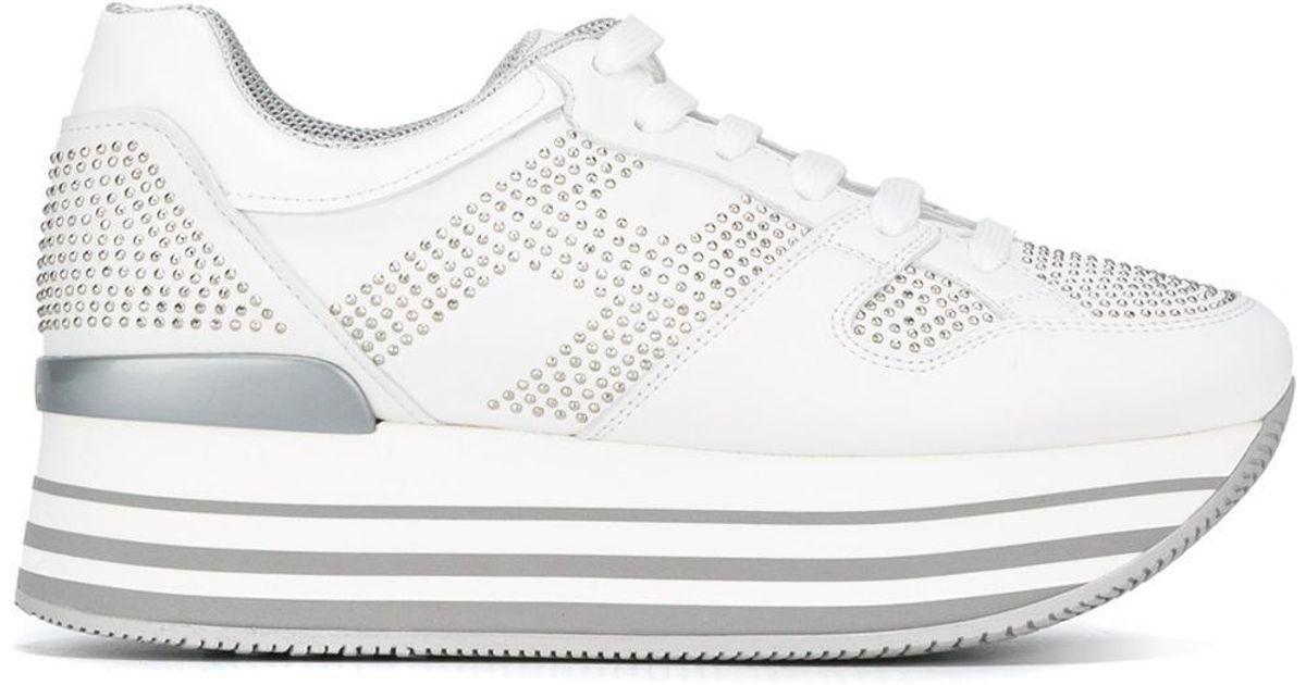 2h222 club sneakers hogan