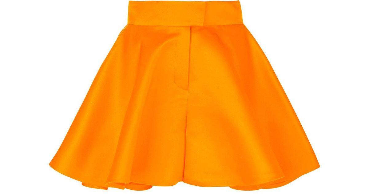 Nieve shorts - Yellow & Orange Talbot Runhof PhSLM8